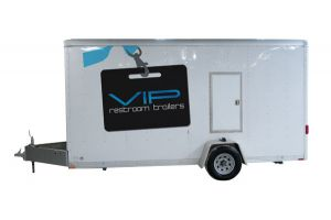 VIP 3 - Three Restroom Trailer