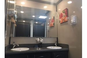 Legacy 8 - Eight Restroom Trailer